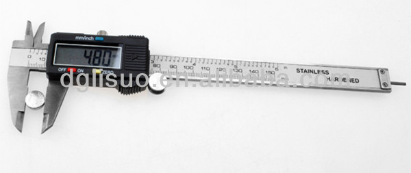 Stainless Steel Electronic Digital Vernier Caliper in Low Price