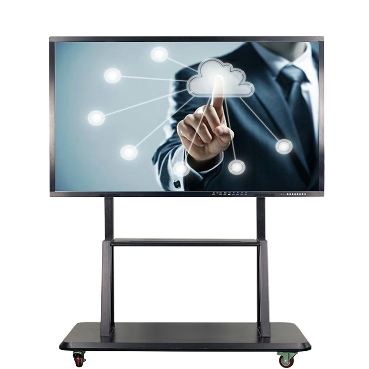 "YCHD 65 ""Led tv dokunmatik ekran interaktif düz panel ekranlar LED monitör"