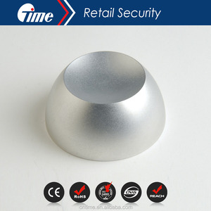 ONTIME DT4013 ink tag detacher 12000gs Dome EAS Strong Magnetic Key  Security Tag Remover