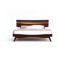 Bamboo Furniture modern bamboo Bed collection bedroom bed room furniture latest double bed designs