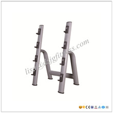 2017 best selling commercial gym fitness equipment/high quality free weight/JG-1803 Barbell Rack