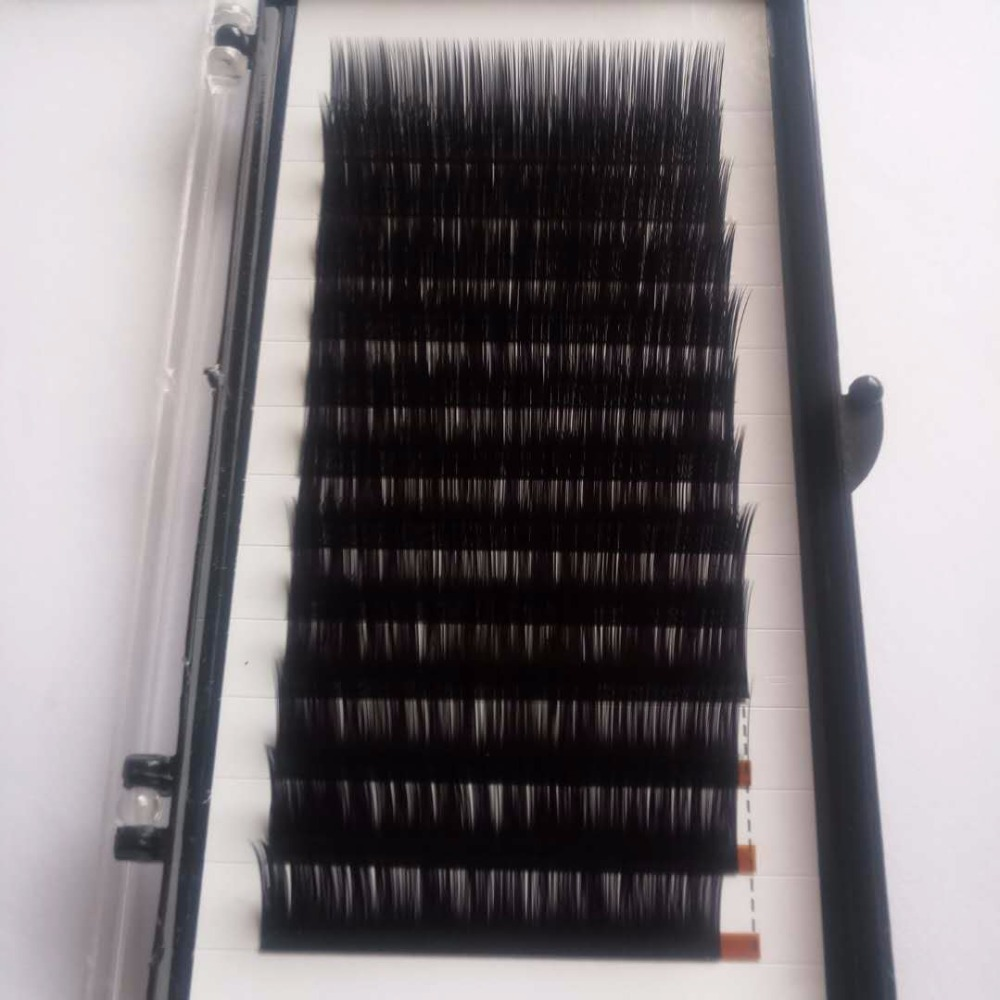 71962843310 hand made diamond false eyelash extension new mink lashes full extension  for sale