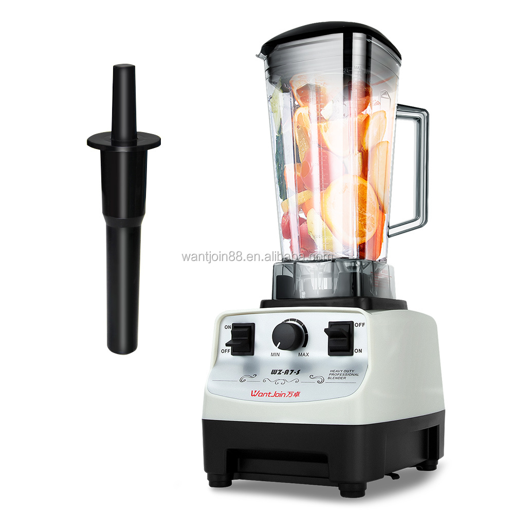 Koffie Winkels multifunctionele Blender Ijs Sap Soja Melk Smoothie 1500 Watt Blender 767 Blender
