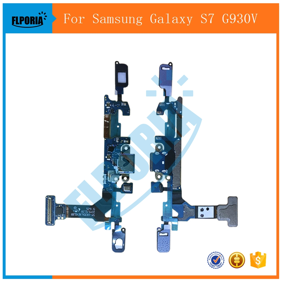 For Samsung Galaxy S7 G930V NEW micro USB Charging Port&Sensor dock connector Flex Cable replacement parts