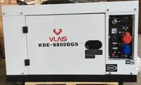 China supplier 7kw slient diesel generator all copper wire portable generator diesel engine price