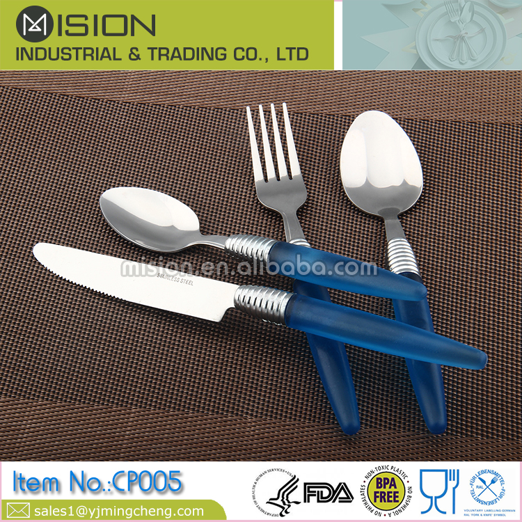 High quality restaurant stainless steel cutlery