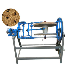hot sale jute rope making machine rope winding machine rice straw rope making machine
