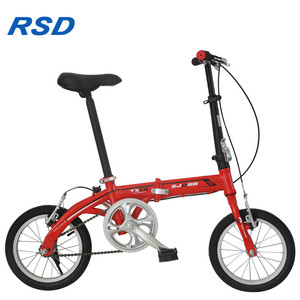 "2016 new model 20""Wheel Size folding bicycle/ seel frame material alloy rim 6speed cheap foldable bicycle in China/folding bike"