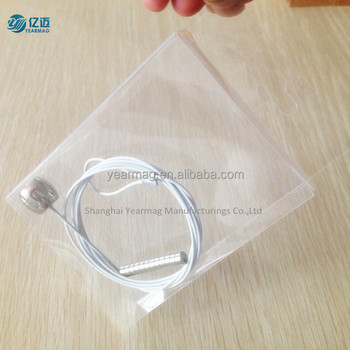 Custom Made Magnetic Photo Holder Cable/ Wire/ Rope for Promotion