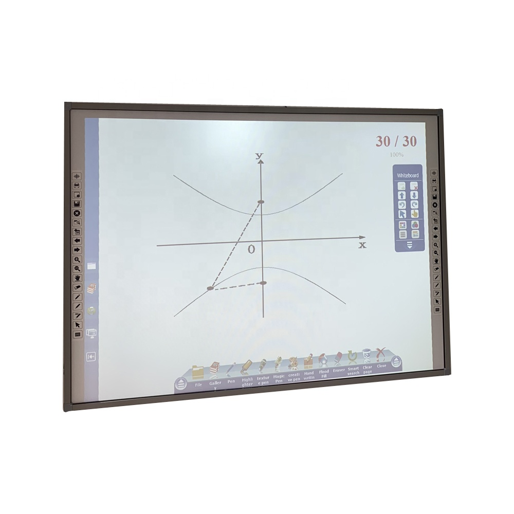 Tien vinger touch interactieve smartboards wit boards voor school