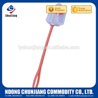 China factory supply eco-friendly plastic toilet cleaning brush
