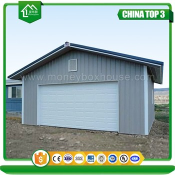 Cheap Low Cost Car Garage Prefab For Sale - Buy Low Cost Garage ...