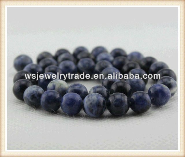 High Quality 4-12mm Blue Sodalite Wholesale