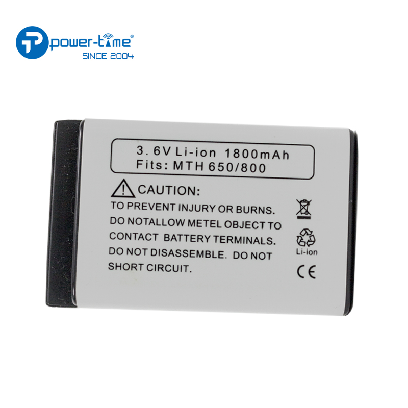 Two way radio li-ion battery for MTH800,MTH650