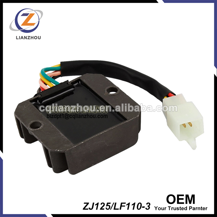 Wholesales OEM ZJ125 14V Rectifier Regulator