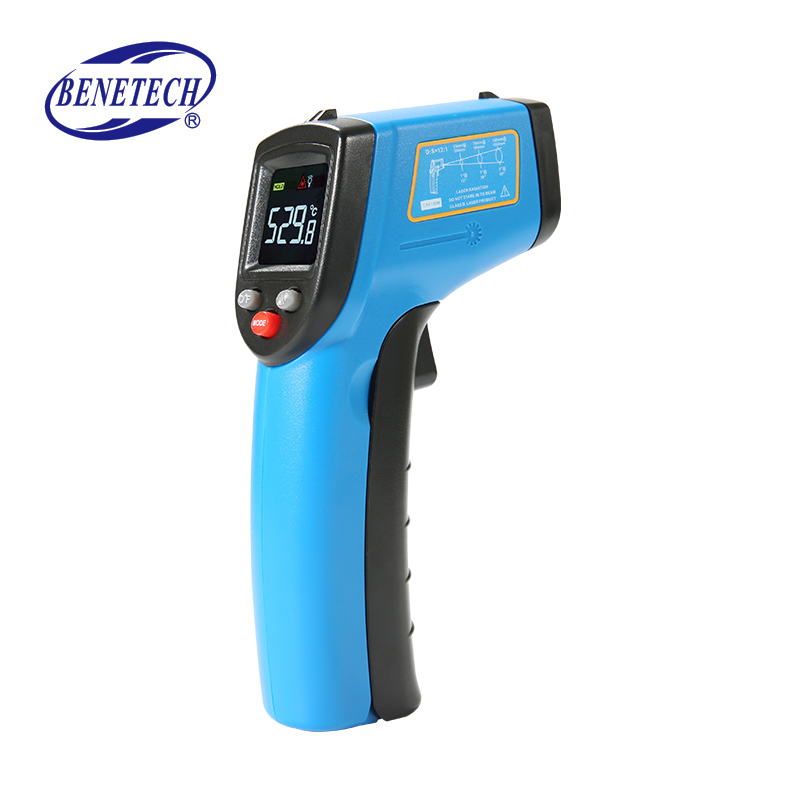 China Digital Infrared Thermometer Laser, China Digital Infrared
