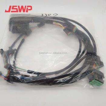Awe Inspiring Engine Wiring Harness 235 8202 For Caterpillar Cat 330D With C9 Wiring Digital Resources Honesemecshebarightsorg