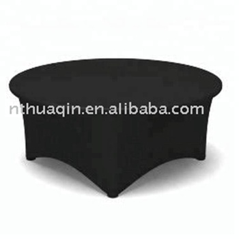 60 70 80cm Elastic Round Stretch Bistro Table Topcover Cover Hood