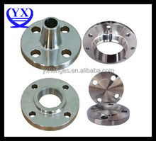 Yongxing flanges supply MS pipe flanges and fittings