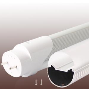 fd81fd979e5 T5 light tube housing PC Led lamp housing T8 T5 Full plastic extrusion  diffuser tubes
