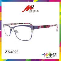 2014 popular designer eyeglass frames buy glasses online with camouflage temples