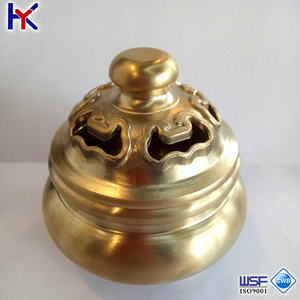 Chinese Religious Various Shape High Quality Brass Censer and Thurible for Burning Incense