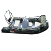 3.3m 4 persons rigid fiberglass hull fishing boat with CE