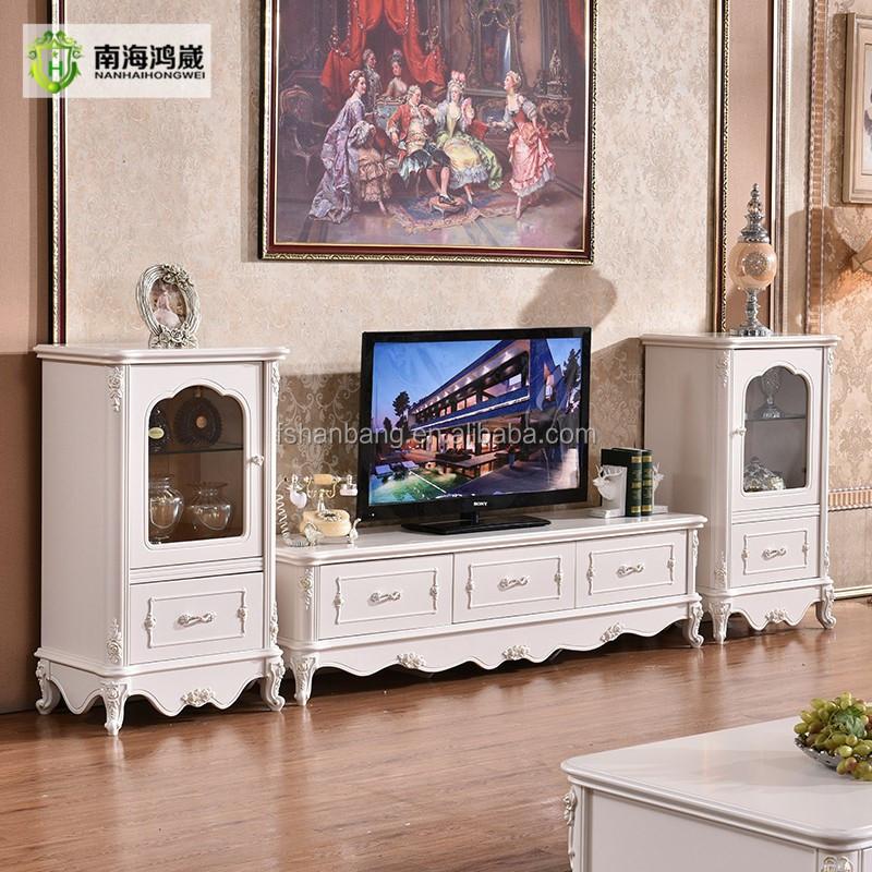 Modern Bedroom Furniture Carved Royal Home Wooden Living Room Furniture  Bedroom Furniture Part 63