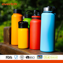 insulated stainless steel water bottle 1000ml