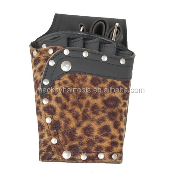 leather hairdressing scissor cases pouches holsters