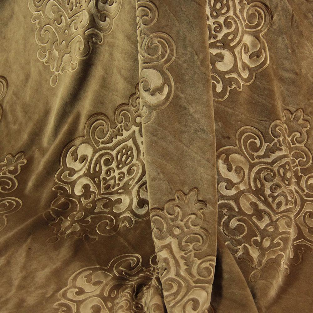 Embossed Velvet Upholstery Fabric Embossed Velvet Upholstery Fabric