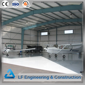 Advanced Saving Time Steel Roof Trusses Prices Aircraft Hangar