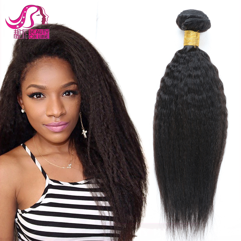 Top Selling Super Quality Full Cutidle Silky Soft 100% Virgin Unprocessed Brazilian Human Mongolian Kinky Straight Hair