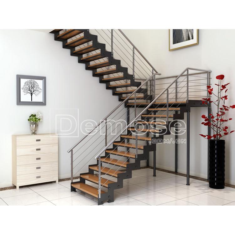 Merveilleux Prefab Steel Stairs Residential