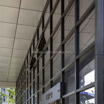 Low Cheap Exterior Office Siding Panels Wall Panelling Design Acp ...