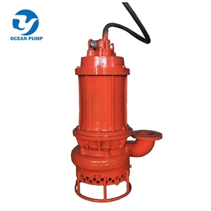 Sea Dredging Centrifugal Submersible Coal Slurry Pump