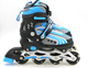 The adjustable inline skating child wholesale 4 wheel inline skate roller shoes