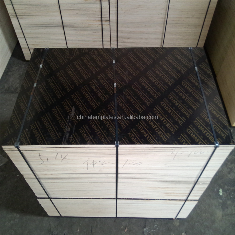 Various Colored Laminated Plywood Grey Cement Board Insulation ...