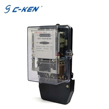 Cken New product 3 Phase 4 Wire 380V High Precision Counter DT862 Three Phase mechanical kwh meter