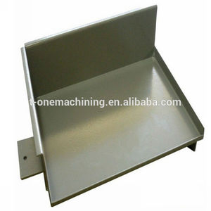 High Precision sheet metal working plate 3mm thick / stamping of sheet metal working bending part / car sheet metal parts