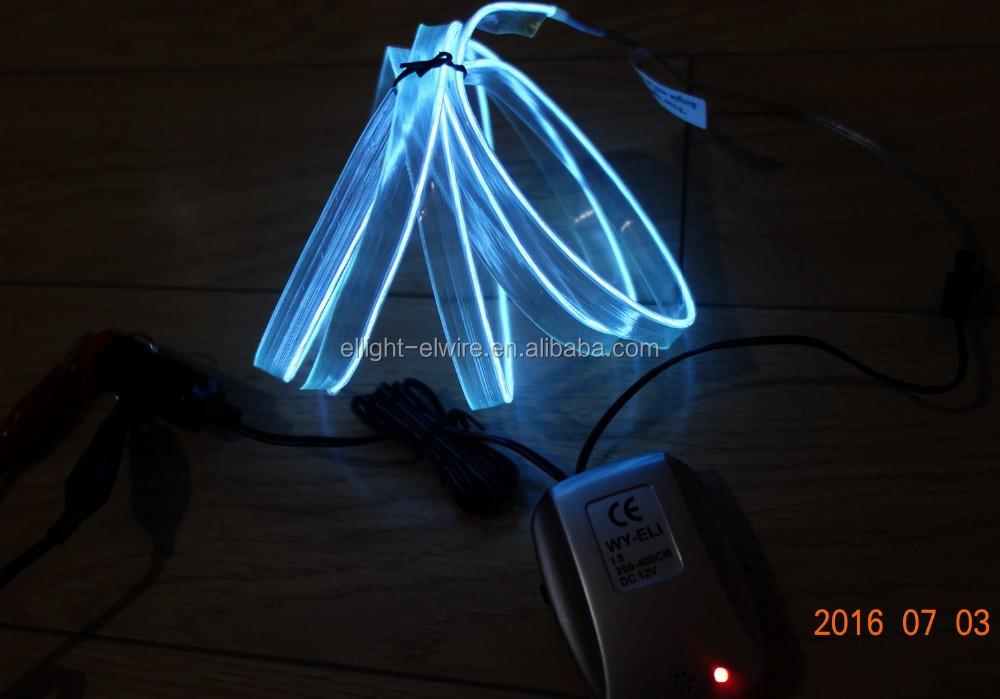 Dc12v Flash Car Seat Lighting Decoration\