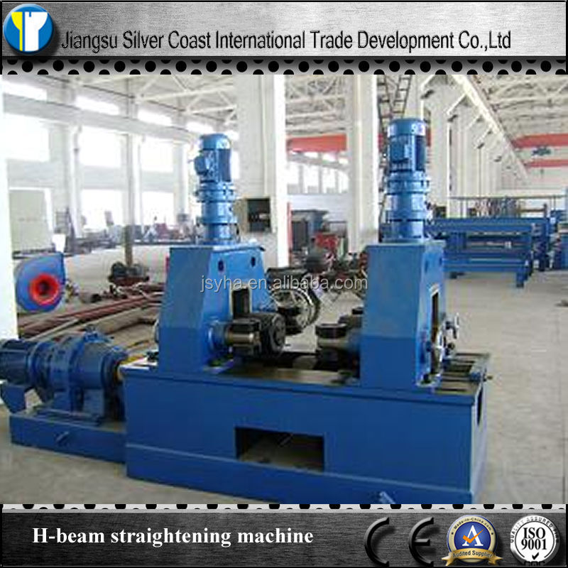 H Beam /t Beam/ Channel Steel Straightening Machine - Buy H-beam  Straightening Machine,Straightening Machine For H Beam,Steel Straightening  Machine