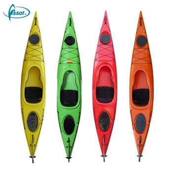 Outdoor sports 3.6 meters sit in ocean kayak for single person