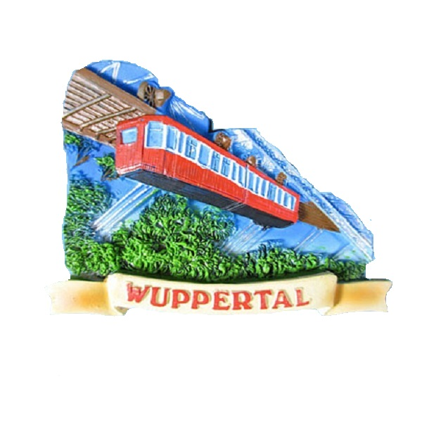 Promotional Wholesale Car Shaped 3D Custom Souvenir Resin Fridge Magnet