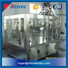Zhangjiagang beverage filling machine