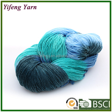 Factory price Blended wool and acrylic Yarn fancy YARN with super quality