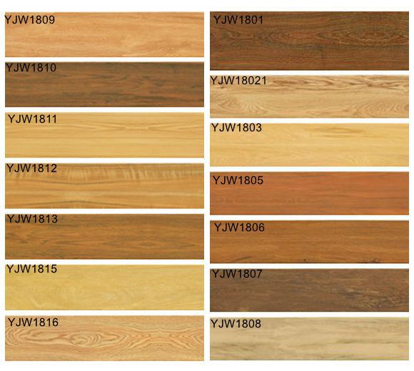 VIETNAM WOODEN PATTERN GLAZED CERAMIC FLOOR TILES 500X500mm