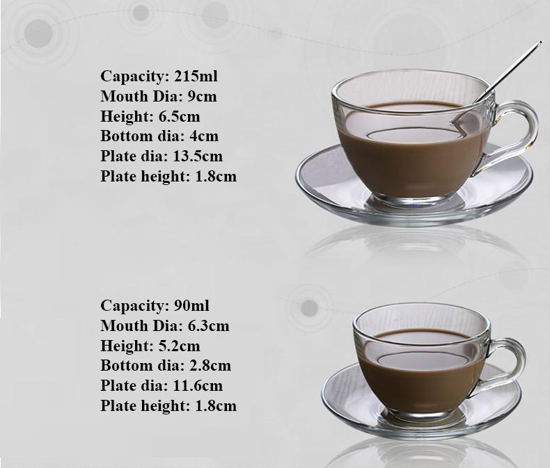 wholesale price food grade turkish coffee tea cup plate set glass tea cup sets  sc 1 st  Alibaba & Wholesale Price Food Grade Turkish Coffee Tea Cup Plate Set Glass ...