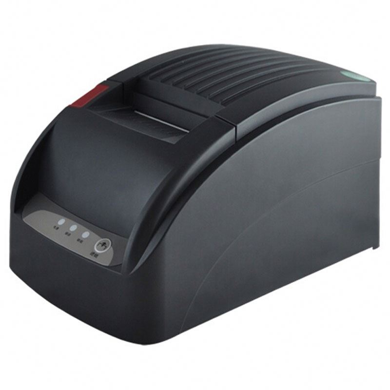 I58TP02 90mm/S Pos Printer 58mm Kiosk Label Thermal Receipt Printer With Auto Cutter Support Usb