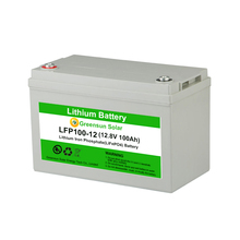 Deep Cycle 충전식 <span class=keywords><strong>리튬</strong></span> <span class=keywords><strong>이온</strong></span> Lifepo4 12 V 100Ah 150ah 200ah Lithium Battery